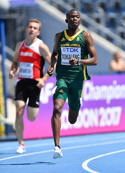 IAAF World Junior Championships: Day 2